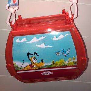 Disney Skyliner Popcorn bucket Nwt